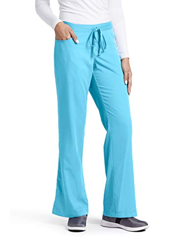 Grey's Anatomy 4232 Tie Front Pant Coolwater -
