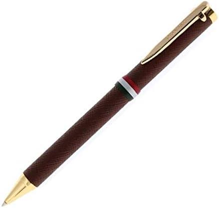 レディース 名前入りボールペン 文房具 ブラウン Amazon