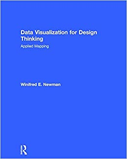 Book Data Visualization for Design Thinking: Applied Mapping