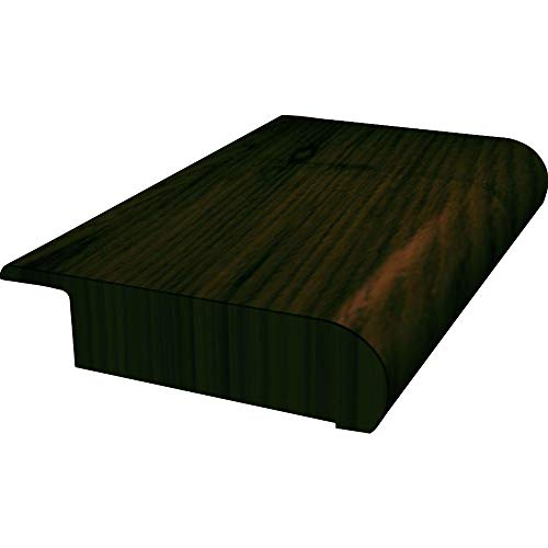 Shaw 13/16 in. x 2 in. x 78 in. Overlap stair nose Engineered Hardwood Molding