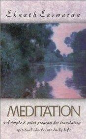 Meditation Eight Point Program Translating Spiritual product image