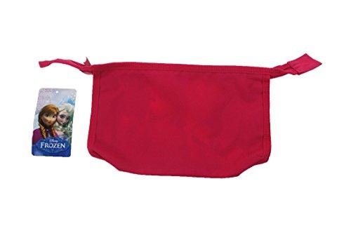 Disney Frozen Schule Tasche, rose (Pink) - FROZEN001028 Mehrfarbig