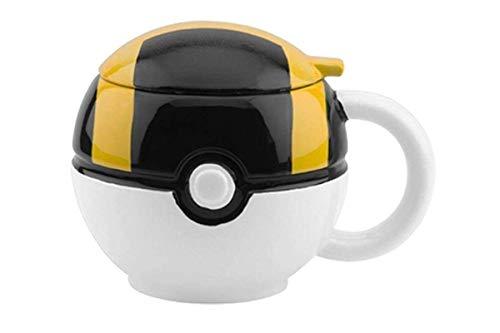 OFFICIAL Pokemon GO Ultra Ball PREMIUM Ceramic Coffee Mug, 16oz