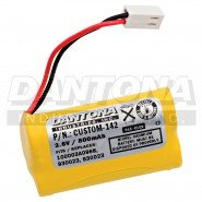 Emergency Light Replacement Battery for Sonnenschein 930023, Interstate NIC0799, and Chloride 100003A098