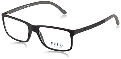 Polo PH2126 Eyeglass Frames 5534-53 - Matte - For Frames Polo Men