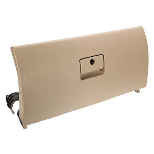 Meiyiu Car Door Lid Console Glove Box Cover Fit for VW Golf Jetta A4 Bora 1J1 857 121 A 3-Colors Beige