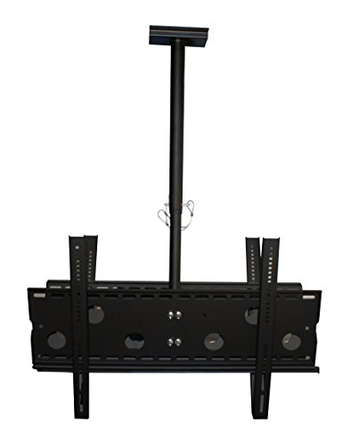 XtremPro Dual Full-Motion Ceiling Mounts/Bracket Adjustable 0° - 15° for 30