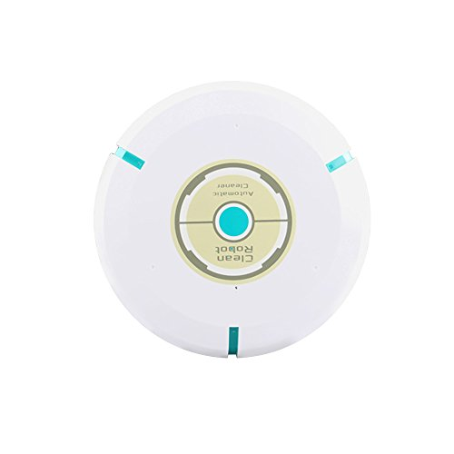 LOHOME Cleaner Robotic, Wireless Home Robotic Smart Auto Cleaner Robot 9 inch Touchless Intellig ...