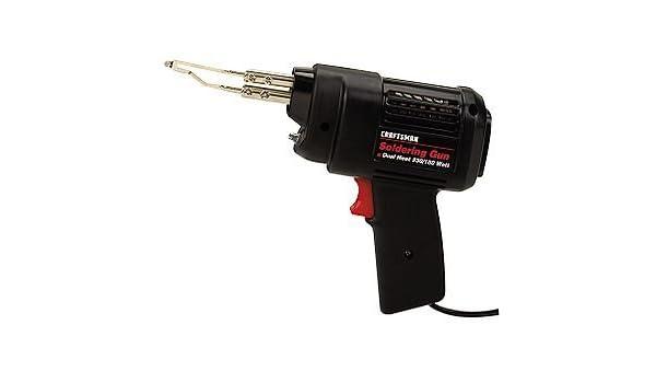 Amazon.com: Craftsman Solder Gun, 150/230 watt Model #54046: Home Improvement