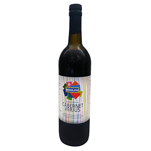 Cabernet Verjus Vinegar - 750 ml