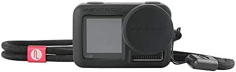 PGYTECH OSMO Action Silikon-Schutzhülle - Schwarz
