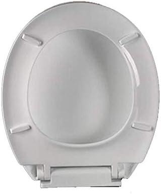 RBZCCP トイレクッションO型PPボードが遅くなるダウン肥厚ファミリーユニバーサル便座白41から43.5 * 36cmm ほとんどのトイレに適合