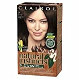 Clairol Natural Instincts, 31, Coffee Creme, Darkest Brown