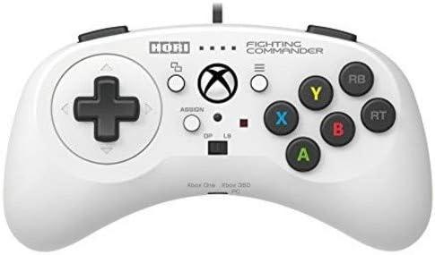 Hori - Fighting Commander (Xbox One, Xbox 360, PC): Amazon.es ...