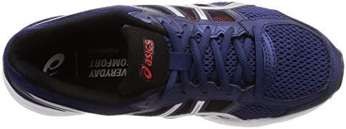 bleu Zapatillas 4 de Gel Deporte para flash argent Asics Contend Hombre qwaxgAwzn