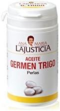 Ana María Lajusticia Germen de Trigo - 90 Cápsulas: Amazon.es ...