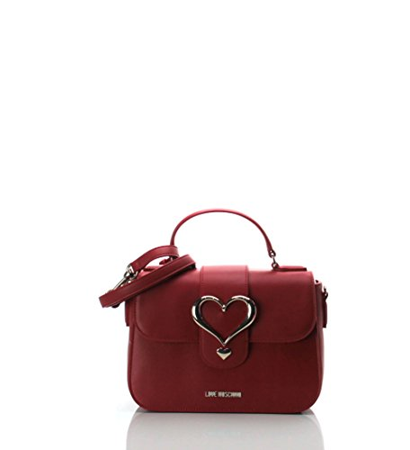 Love Moschino , Sac à main pour femme rouge rouge