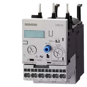 Siemens 3RB21 23-4PD0 Solid State Overload Relay, Spring ...