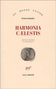 Harmonia cælestis par Péter Esterházy