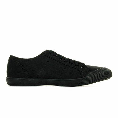 Le Sport Coq Sportif Sneaker Deauville Herren Black Triple Noir rqrCIxwR