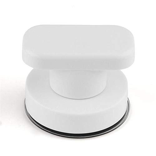S WIDEN ELECTRIC Strong Suction Cup Handles Drawer Handles Vacuum Lock Ring Strong Adsorption Handle for Drawer Glass Mirror Door Pull Knobs Toilet Bathroom