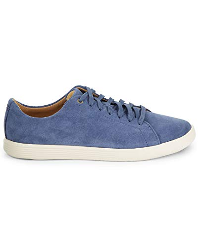 Suede Indigo Women''s Cole Ii Sneaker Washed Grand Crosscourt Haan white xT0qU5wq8