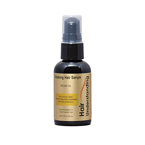 Finishing Hair Serum - Argan Oil - 2 OZ (Understanding Hair Color)