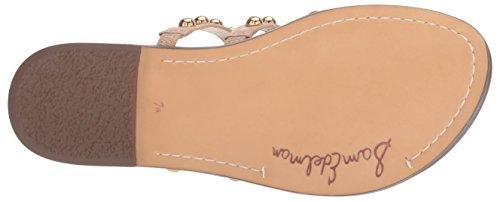 Sam Edelman Women's Glenn Slide Sandal Natural Naked vds5UYKAYD