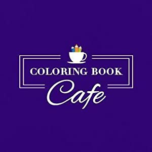 Coloring Book Cafe