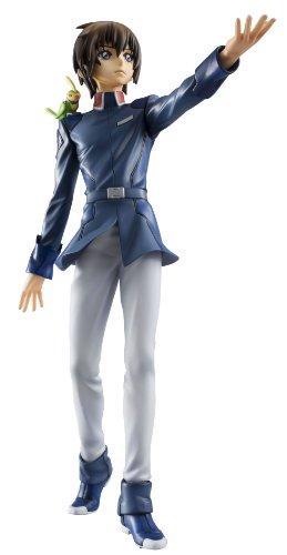 - Megahouse Gundam Seed Kira Yamato GEM PVC Figure