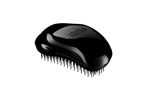 Tangle Teezer The Original, Wet or Dry Detangling Hairbrush for All Hair Types - Panther Black