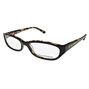 Juicy Couture 111 0CW6 00 Black Tortoise