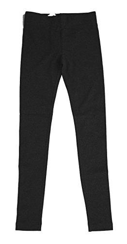 Ann Taylor Loft Solid Black Ponte Knit Leggings  Xx Small Tall  30  Inseam