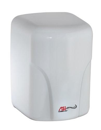 ASI ROVAL TURBO-Dri 0197-2 Hand Dryer - White Steel - 230V ()
