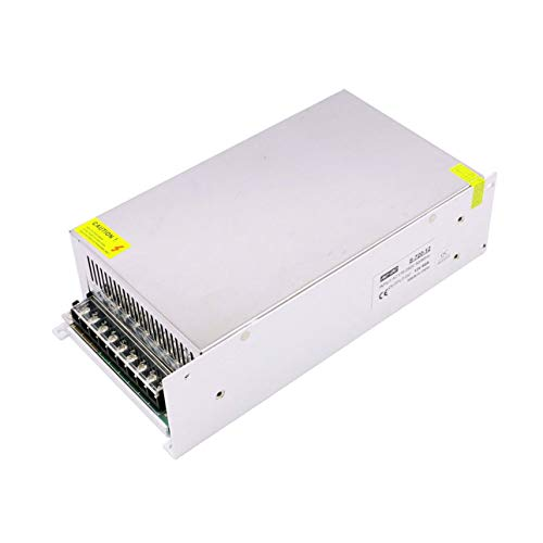 Liobaba High Power 12V 60A 720W Dc Converter Power Supply for Led Input Ac ()