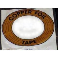 Stained Glass Supplies / 1/2″ Copper Foil Tape