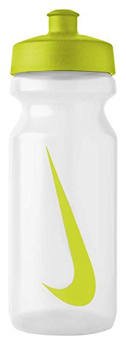 Squeeze Big Mouth Water Bottle, 650Ml, Branco/Verde