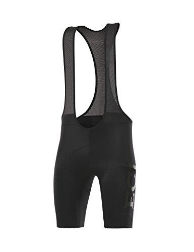 - Santini NAT Racer Bib Short - Men's Black, L