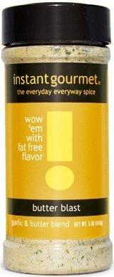 (Instant Gourmet Butter Blast seasoning, 5 oz)