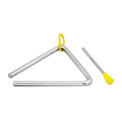 Kalos by Cecilio KP_TRI-6 6-Inch Triangle with Striker Cecilio Musical Instruments
