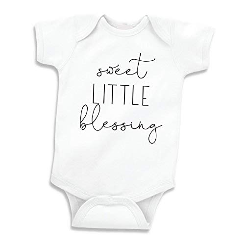 Bump and Beyond Designs Baby Announcement Gifts for Grandparents, (0-3 Months), Black