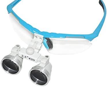 Denshine Médico Quirúrgico Dental Gafas Lupas Binoculares ...