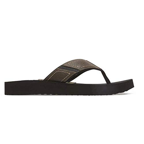 thumbnail 3 - Dunham Men's Carter Flip Flop - Choose SZ/color