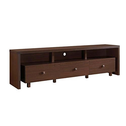 Techni Mobili Elegant TV Stand For TV's Up To 75