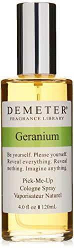 Demeter Geranium Cologne Spray for Women, 4 Ounce