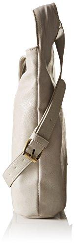 H1428 Rieker Femme Sacs Unique Taille Cement Ice Gris Bandoulière zzdr6x4q