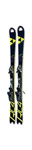 Plate Jr Race Skis - Fischer Worldcup SL Jr. Junior Race Skis 2019-140cm