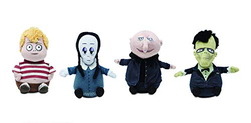 Cuddle BarnAddams Family Animated Plush Doll ToyCollectible Based on The N