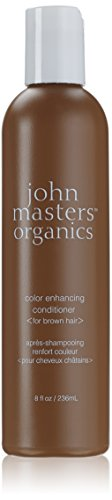 John Masters Organics Color Enhancing Conditioner, Brown, 8 (Color Enhancing Hair Conditioner)