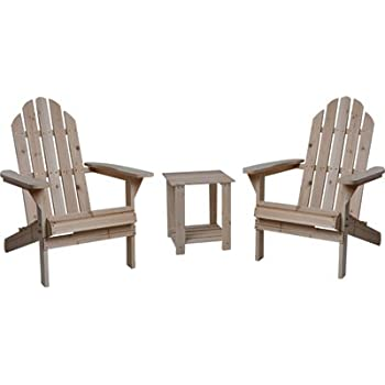 Amazon Com Outsunny Wooden Outdoor Two Seat Adirondack